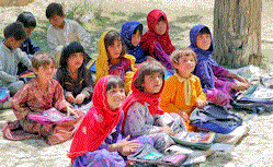Image of children learning